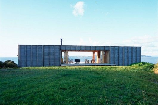 Coromandel Bach / Crosson Clarke Carnachan Architects (1)