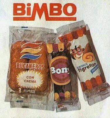 La marca mexicana Bimbo