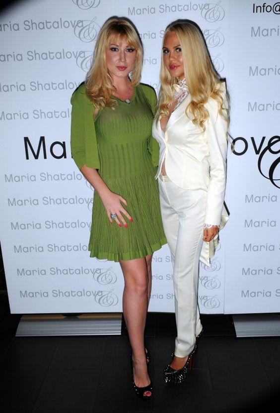 Behind the scene: fashion show of Maria Shatalova.