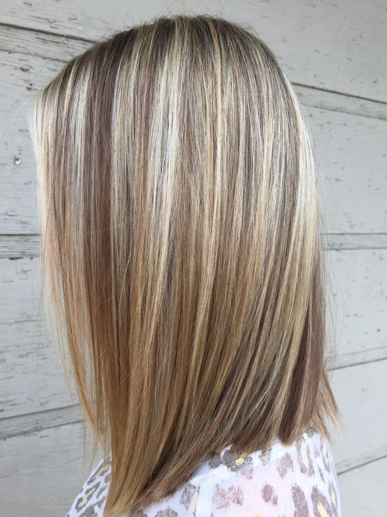 Highlights and lowlights | Blondes | Pinterest | Bobs