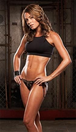 Rachelle Leah Abs- MMA Fighter | motivation | Pinterest ...