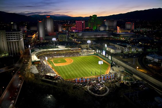 Go see a Reno Aces game.  Fun for everyone!