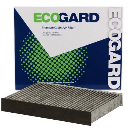 Ecogard Xc10619c Cabin Air Filter With Activated Carbon Odor