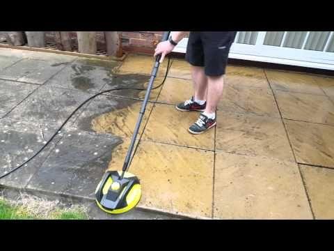 karcher k4 parkside surface cleaner