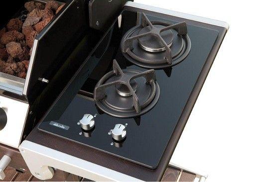 Vivereverde Piano Cottura 2 Fuochi Per Dolcevitaego Barbecue Da Interno Barbecue Design Barbecue Dwg Barbecue Esterno Piani Cottura Barbecue Cucine