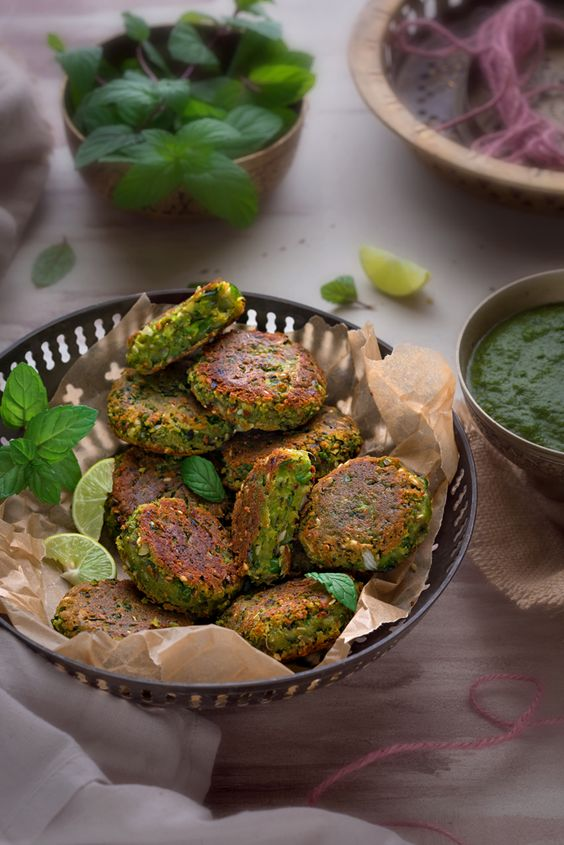 Mix Vegetable Cutlets
