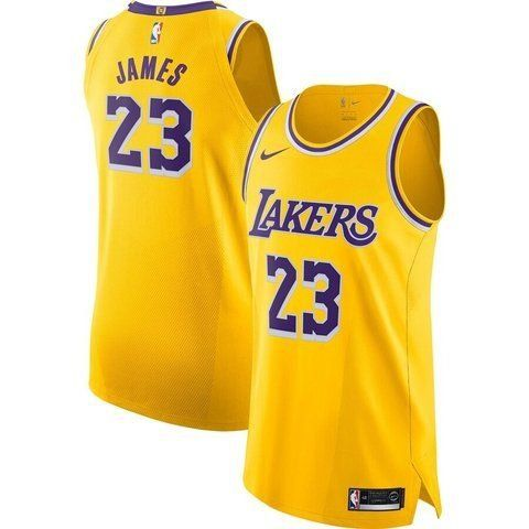 Camisa Los Angeles Lakers Jersey City Edition Authentic 23 Lebron James In 2020 Los Angeles Lakers Lebron James Lakers