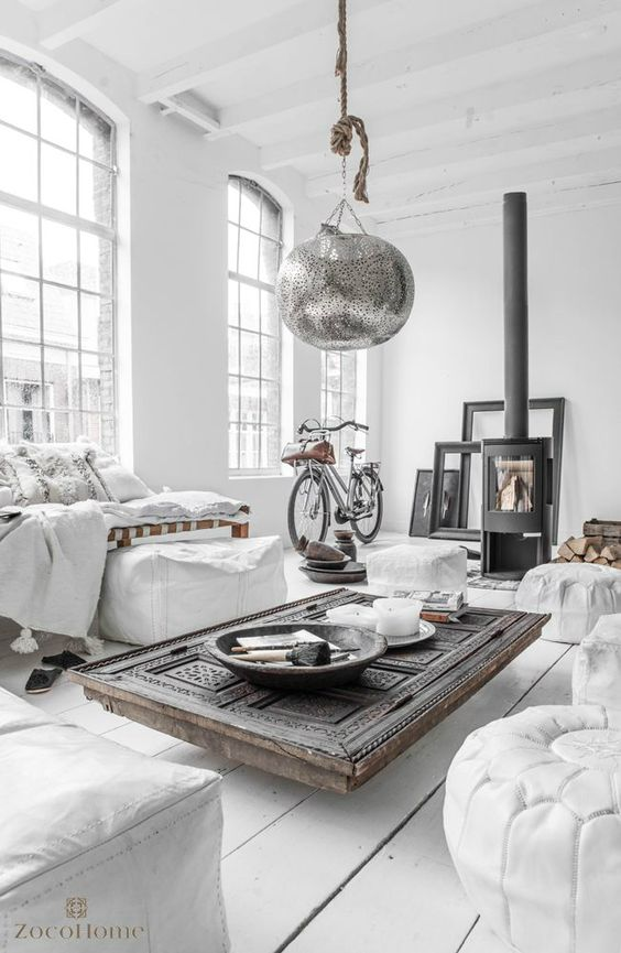 Scandinavian interior design ideas 3:
