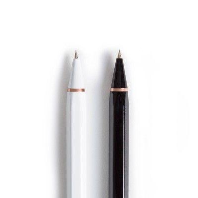 2pk #2 Mechanical Pencils Hex- UBrands, Black