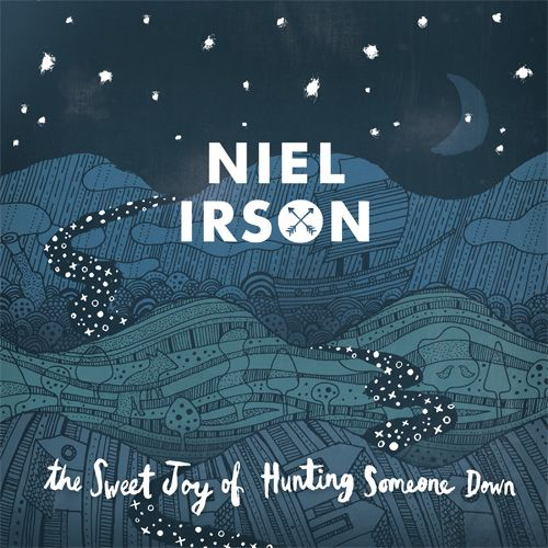 Niel Irson CD Cover Art | Bureau of Betterment