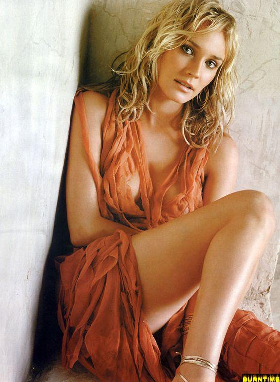 Diane Kruger née le 15 juillet 1976 à Algermissen, Allemagne