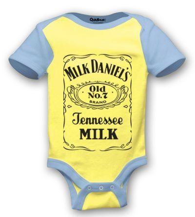 Diseño Milk Daniels | Quiubolee