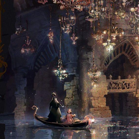 """And in this labyrinth where night is blind. The Phantom of the Opera is here, inside your mind""  -Phantom  WIP #PhantomoftheOpera  #celinekimart"