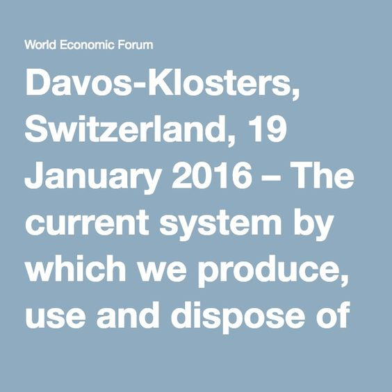 Davos-Klosters, Switzerland, 19 January 2016 u2013 The current system by - fresh blueprint design wrexham