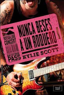 Nunca beses a un roquero - Stage Dive, #4 - Kylie Scott: