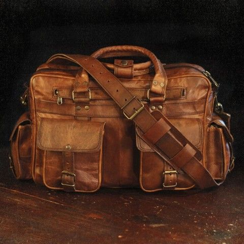Leather Bags Pilots And Buffalo On Pinterest