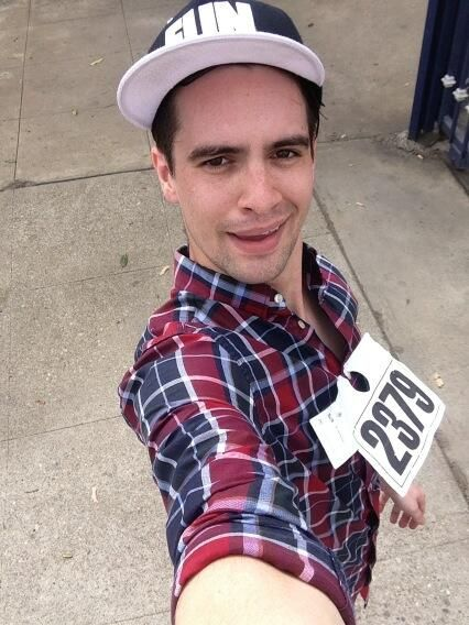 OMG I HAVE THE SAME HAT AS BRENDON!!!!!!