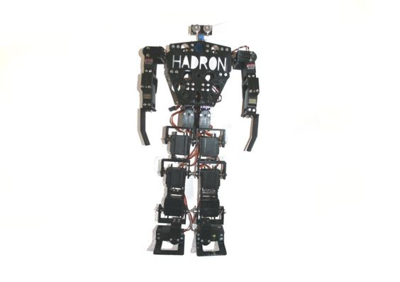 Hadron,+humanoid+biped+robot+kit+by+loguito.
