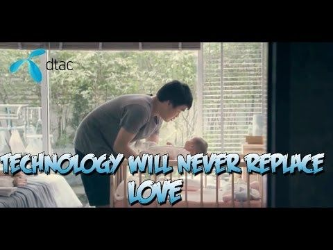 """▶ dtac """"the power of love"""" TVC 