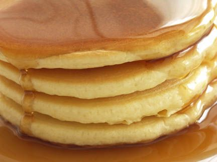 Quick and Easy Recipes: Healthy Pancake Breakfast