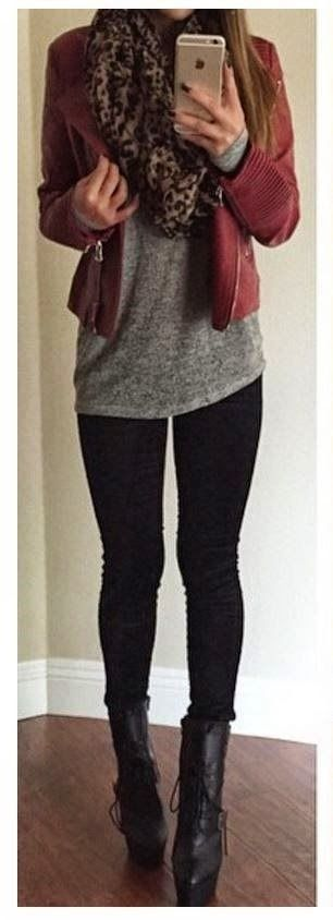 7 flattering fall date night outfit ideas to replicate - Page 6 of 7 - women-outfits.com: