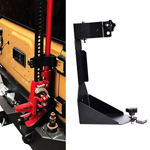 Omotor Mounting Bracket It Carries Your Off Road Jack On The