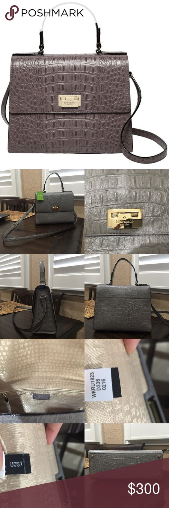 KATE SPADE ORCHARD VALLEY DORIS PURSE * 100% Authentic * Brand new- No defects.  * Perfect for all seasons! Especially Fall!  * Completely sold out online and in stores!  * Please see last photo for more details! (FROM KATESPADE.COM) kate spade Bags Shoulder Bags