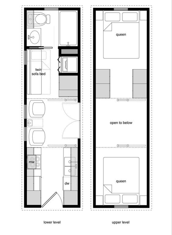 Tiny Home Floor Plans Book Tiny House Design Home Ideas