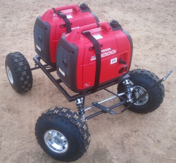 Several small projects - would be awesome for a portible welder. The mini mig/tig per say!