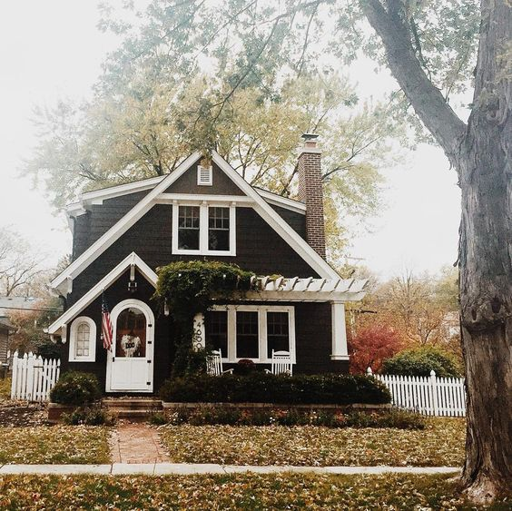 Pinterest the world s catalog of ideas - Craftsman bungalow home exterior ...