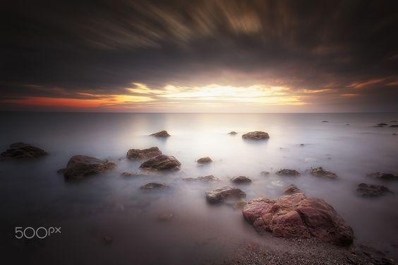 Like a rolling stone - Cabo de Gata paraiso fotográfico.