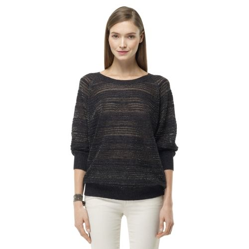 Emma Sweater - Round Neck Sweaters at Club Monaco