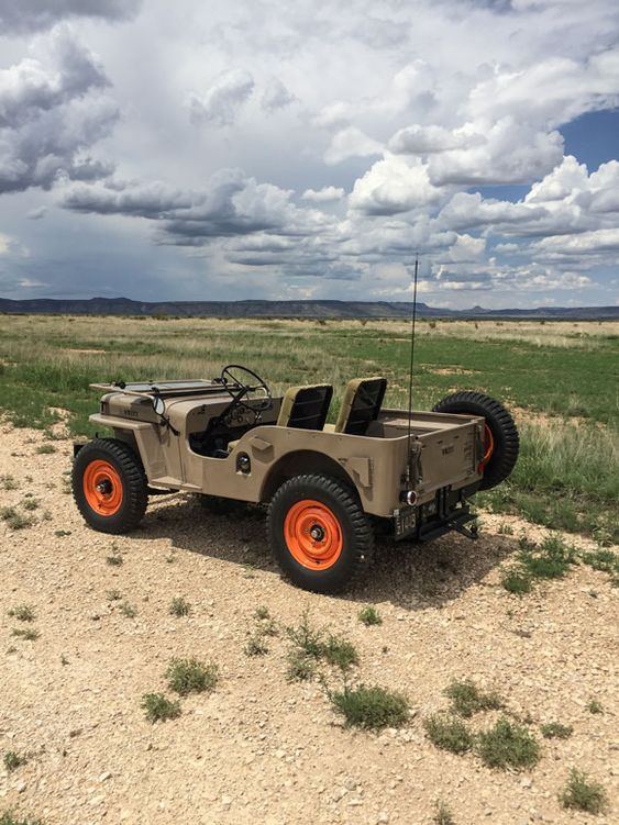 Update On Ron Eubanks 1946 Cj 2a 3 Years Later With Images Custom Jeep Wrangler Willys Jeep