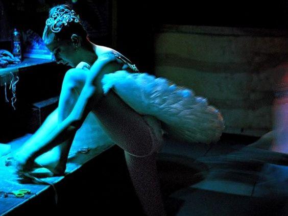 Photographer Henry Leutwyler: New York City Ballet - Reality & Dream by guimera  via slideshare