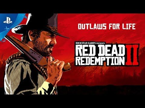 Red Dead Redemption 2 Launch Trailer Ps4 Red Dead Redemption Ii Red Dead Redemption Red Dead Online