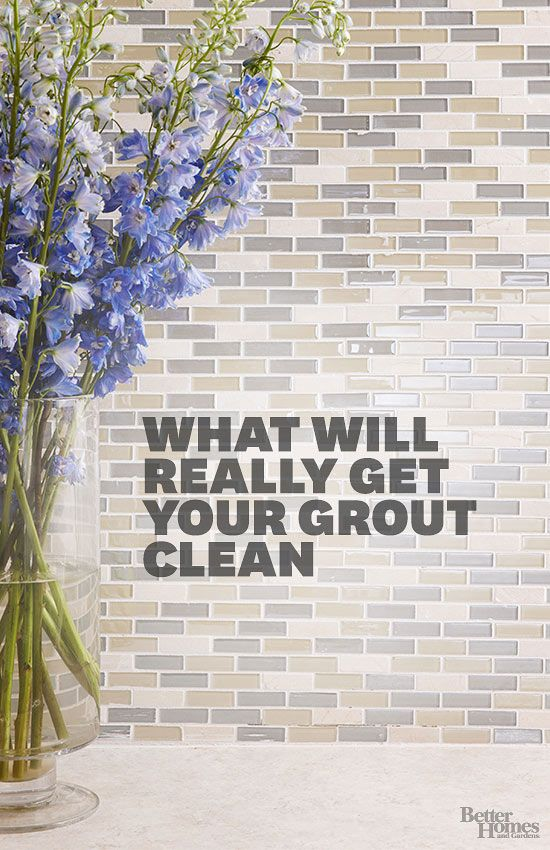 Pinterest the world s catalog of ideas - Clean tile grout efficiently ...