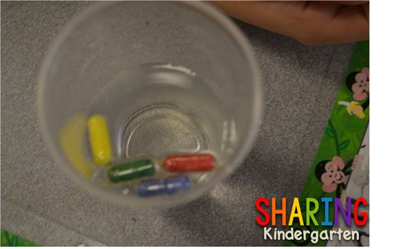 Water, Ice, and Science That is Nice - Sharing Kindergarten
