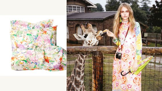 How to Decorate Your Home Like Cara Delevingne