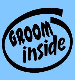 Groom Inside