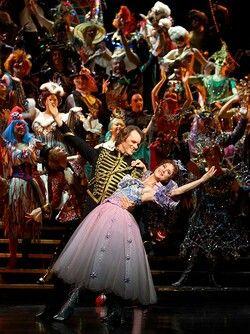 Das Phantom der Oper Hamburg ♪Maskenball♬