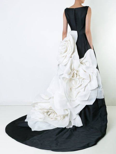 Dramatic Ball Gown Fashion Couture Dresses Beautiful Outfits