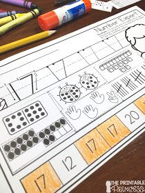 Number sense is such an important skill. It is the foundation that all other math skills are built upon. It is as important as letter and l...