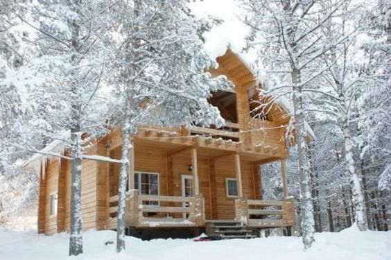 Perfect house for Christmas