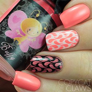 Esmaltes da Kelly- Animals- Buffy