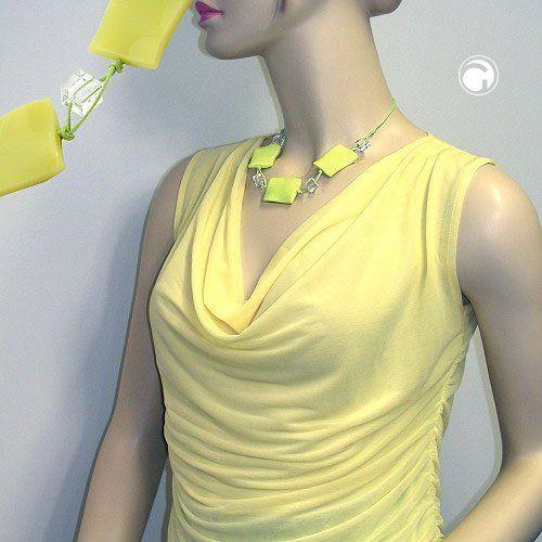 Kette, 3x Viereck gewellt, hellgrün 45cm Dreambase, http://www.amazon.de/dp/B00H2IF9KY/ref=cm_sw_r_pi_dp_9JUitb0NETMT0