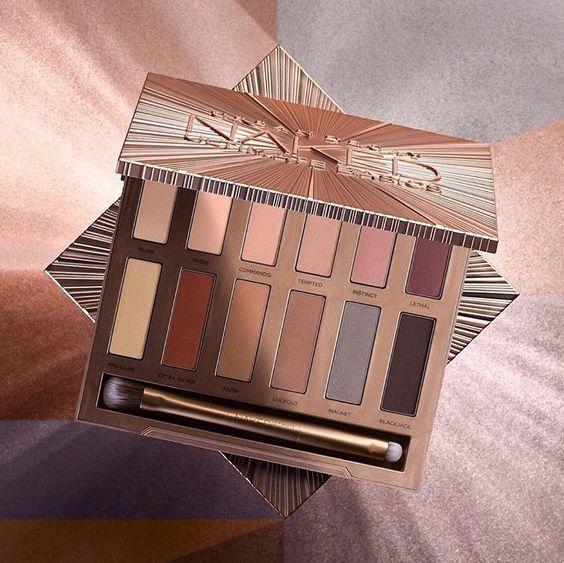 The new Urban Decay Naked palette