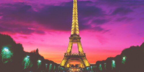 Torre Eiffel.