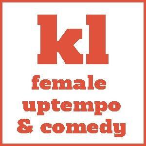 Kerrigan-Lowdermilk Female Comedy and Uptempo Songbook by Kerrigan-Lowdermilk
