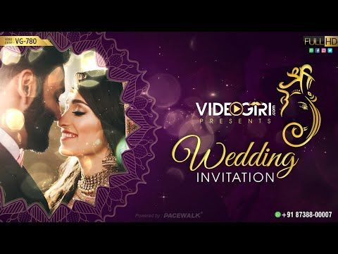 Want To Make Sand Art Wedding Invitation Video Choose Template And Share Link To Our Whatsapp No 87388 Wedding Invitation Video Wedding Saving Wedding Videos