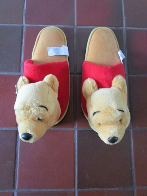 Official Winnie The Pooh Slippers Women S Shoes Gumtree Australia Brisbane South East Rochedale South 1231241035 Womens Slippers Slippers Women Shoes